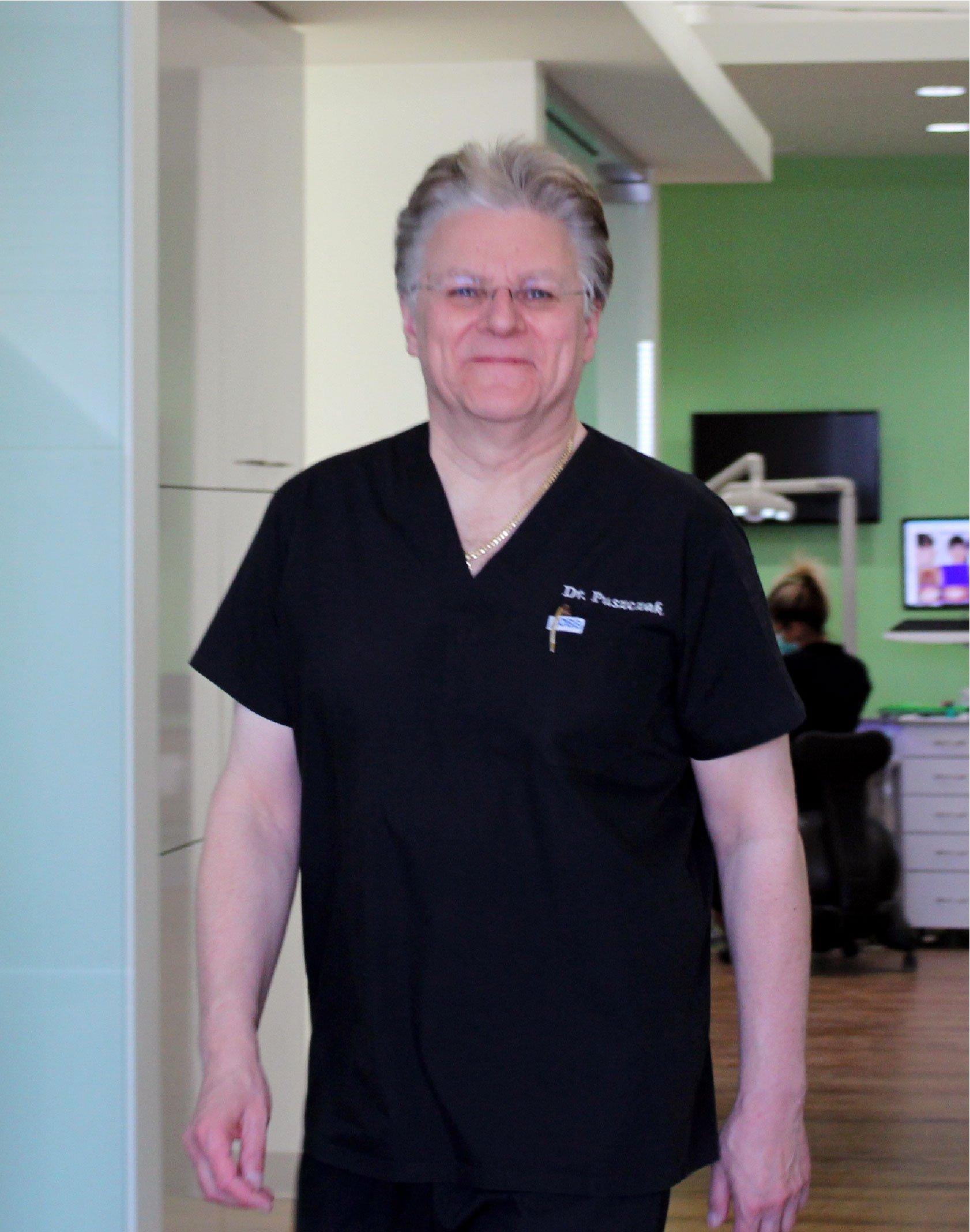 dr puszczak