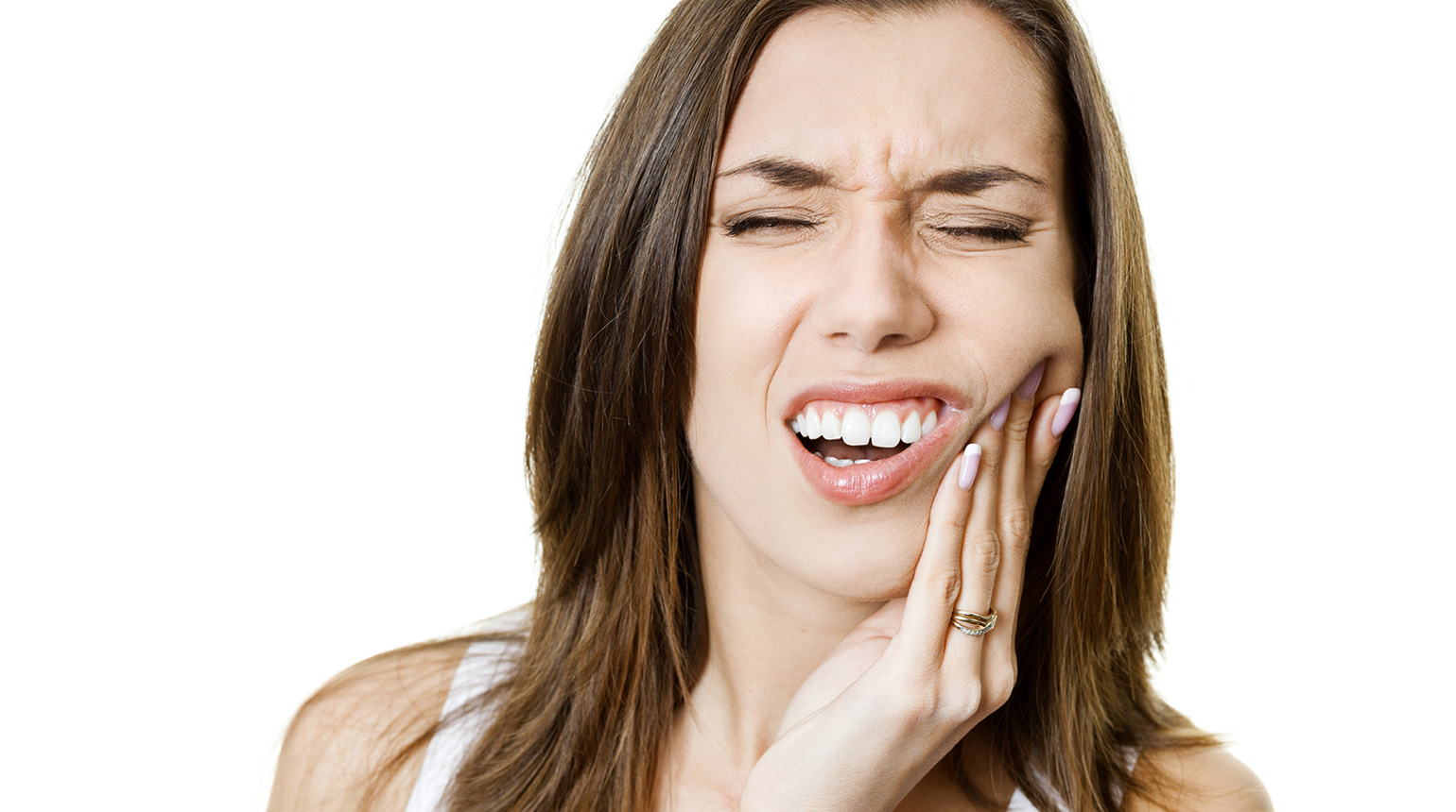 How to relieve pain caused by braces